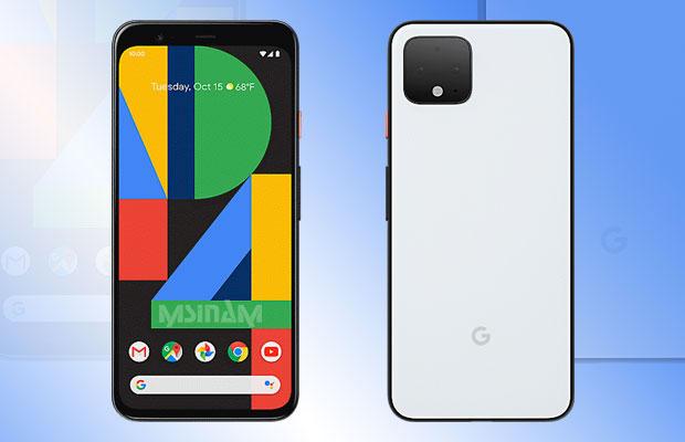 گوگل با پرچمدار جدید گوشی هوشمند Pixel 4