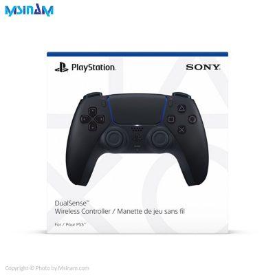 دسته پلی استیشن 5 PS5 Midnight Black