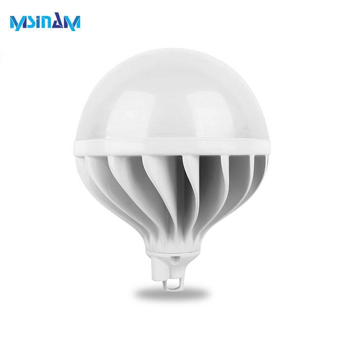 لامپ LED حبابی 100 وات پارس شعاع توس کلاهک E27