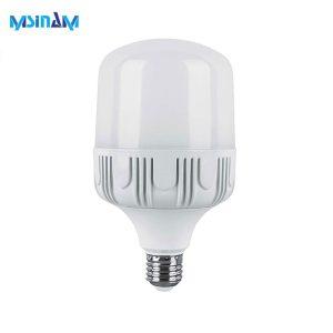 لامپ LED استوانهای 50 وات پارس شعاع توس کلاهک E27