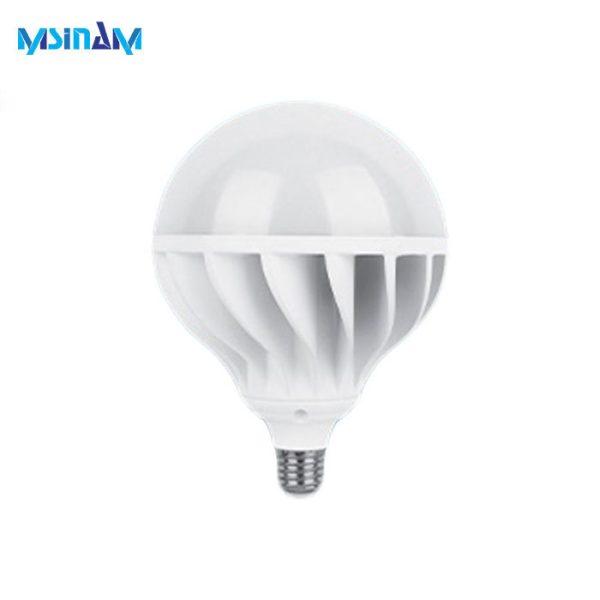 لامپ LED حبابی 50 وات پارس شعاع توس کلاهک E27