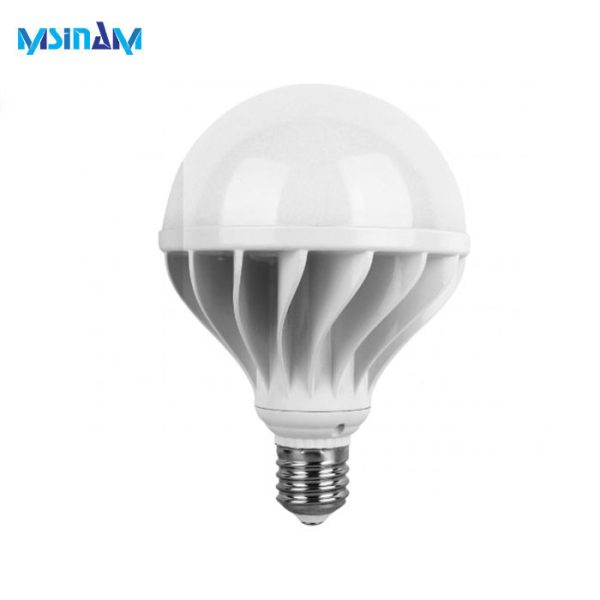 لامپ LED حبابی 70 وات پارس شعاع توس کلاهک E27