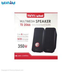 اسپیکر دسکتاپ تسکو مدل Desktop Speaker TS 2066